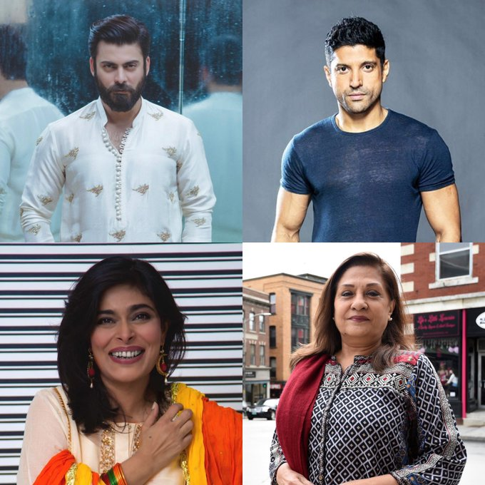 Fawad Khan and other reported cast