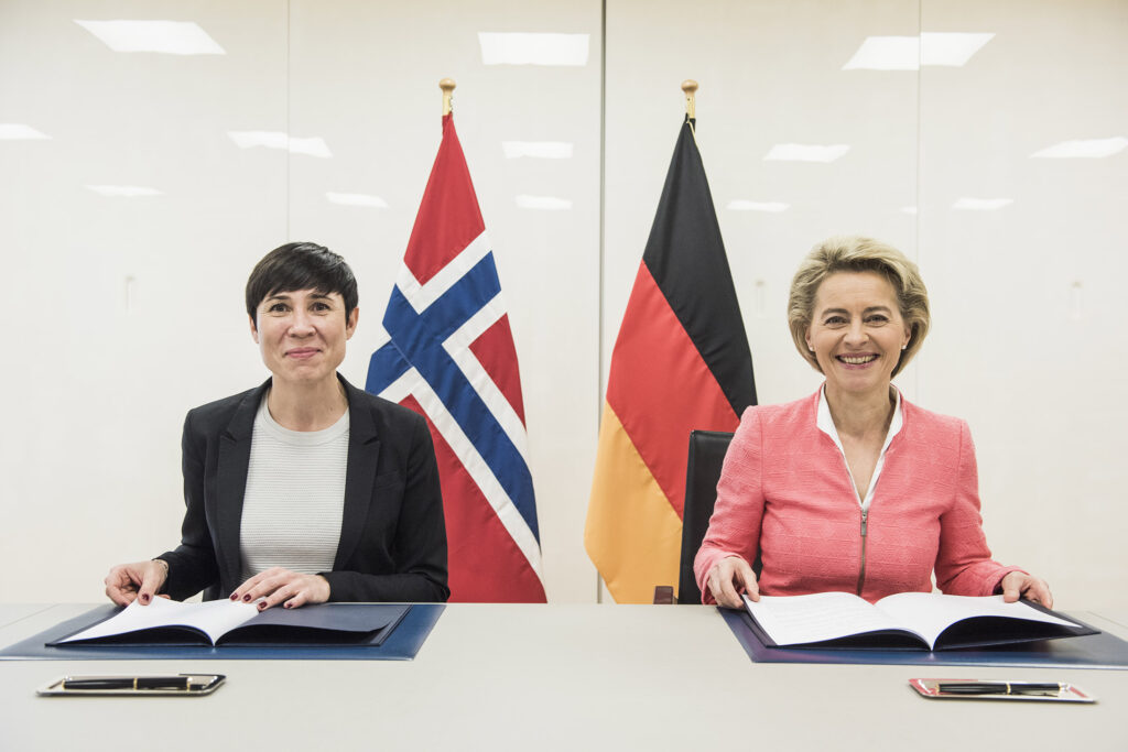 Germany & Norway team-up to acquire submarines and naval missiles