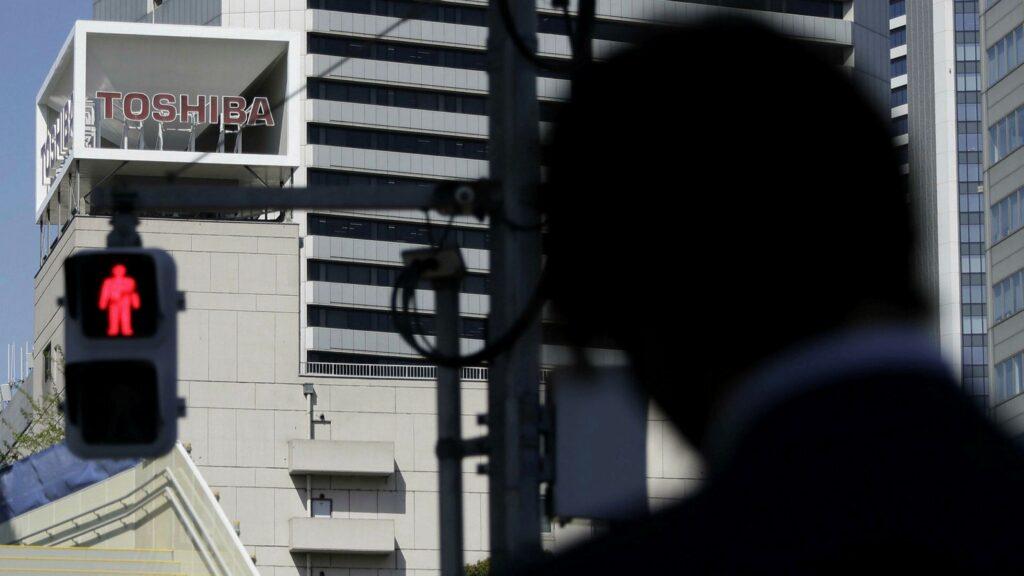 Japanese tech companies are defenseless