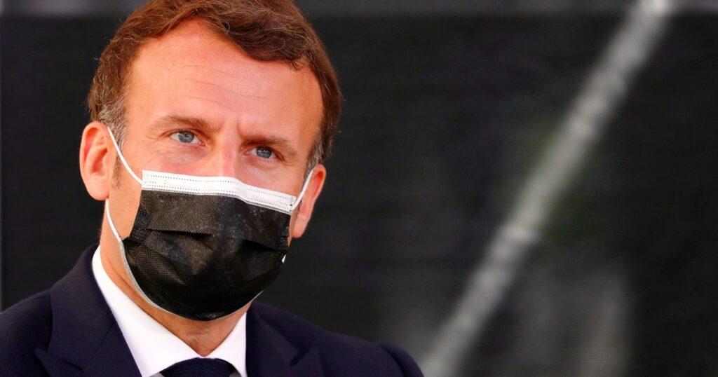 Macron mandates Covid health passes